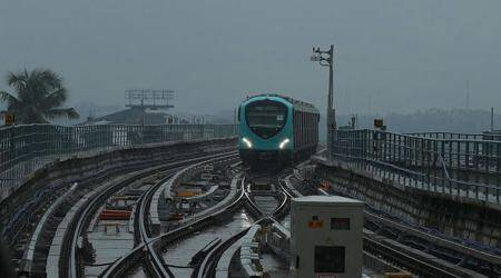 What is Kochi water metro?