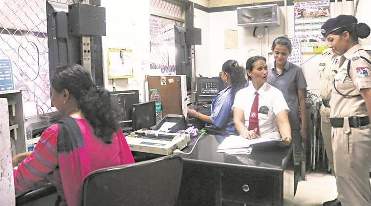 Maharashtra news, Women employment in Mumbai locals, Maharashtra news, India news, women crew in Mumbai locals news, Latest news