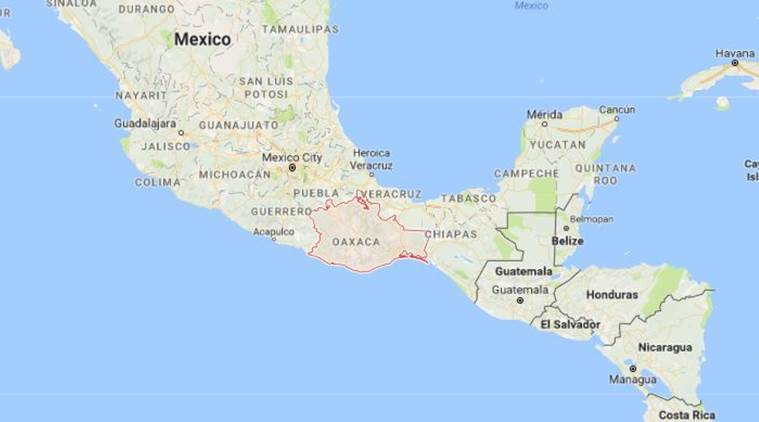 Mexico storm, storm beatriz, mexico landslides, mexico deaths, mexico news, latest news, indian express