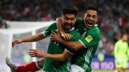 Mexico, Mexico vs new zealand, confederation cup, confederations cup, foootball news, sports news, indian express