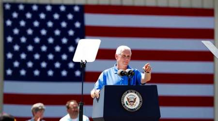 US Vice President Mike Pence urges Congress to complete Obamacarerepeal