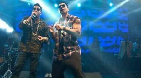 Karan Singh Grover, Mika Singh, Mika Singh karan singh grover, Karan Singh Grover rap, Karan Singh Grover rap video, Karan Singh Grover news