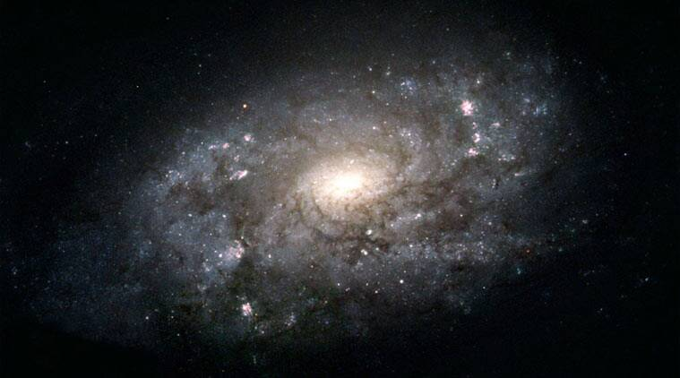 Milky Way the galaxy, space telescope, pulsars in the Milky Way, hard-beam modulation telescope, precise astronomical clock of the Universe