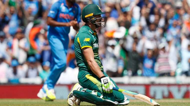 Africa to enter Champions Trophy semis