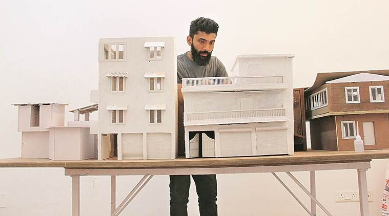 art, sculpture, khoj studios delhi, khirkee extension, art studios in delhi, indian express