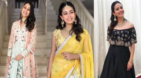Mira Rajput's wedding style is giving us all kinds of fashion goals