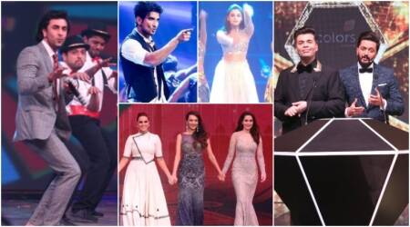 Miss India 2017: Ranbir Kapoor to Alia Bhatt to Sushant Singh Rajput, here's how Bollywood ruled the big night. See photos