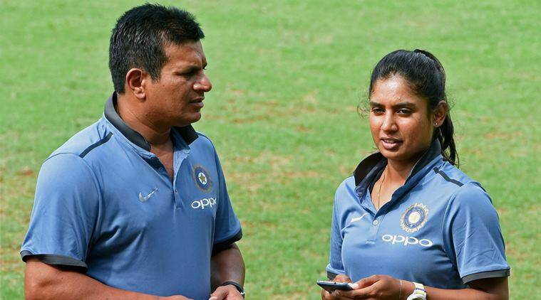 Mithali Raj, ICC Women's World Cup 2017, Indian Express