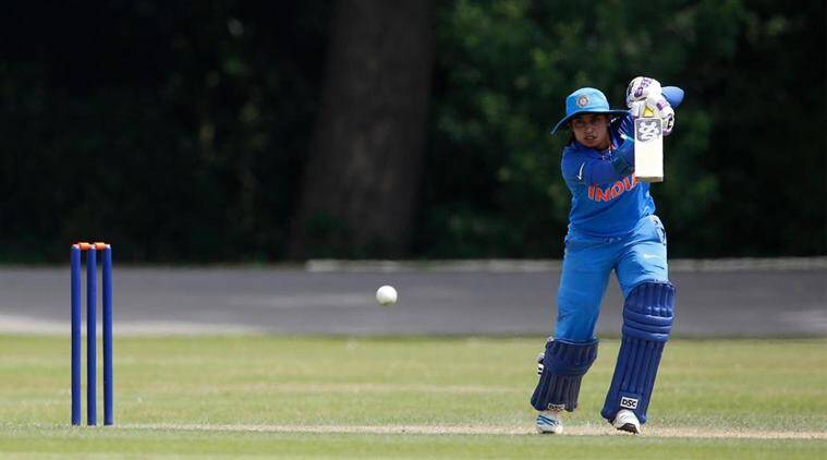 Mandhana, Raj take India to challenging 281/3