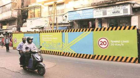 Mumbai Metro 2B: S V Road residents protest elevated Metro, demand underground line
