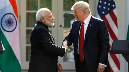 'We're believers': Trump says he and PM Modi are 'world leaders in social media'
