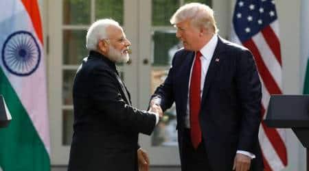 Modi-Obama high later, climate now falls off Indo-USmap