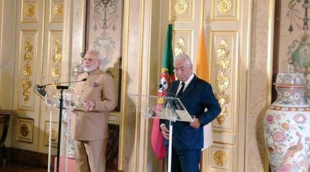Modi in Lisbon highlights: Determined to deepen cooperation against terrorism, says PM