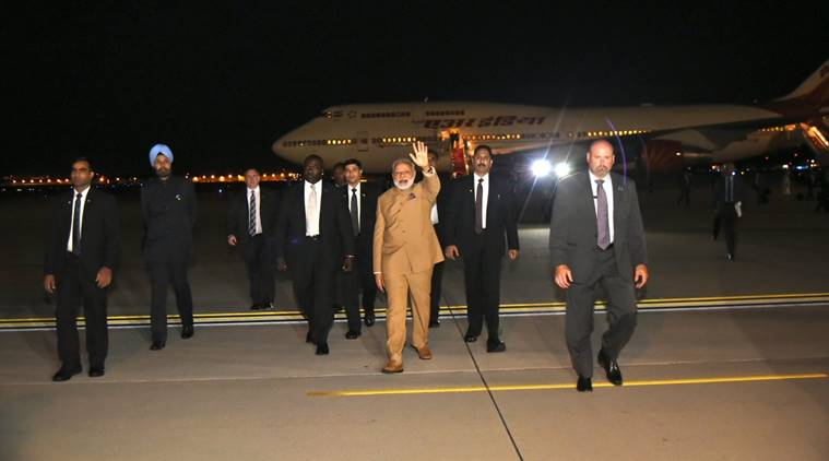 Modi First Indian PM to Visit Israel