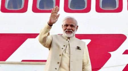 Narendra Modi in US Day One: PM Modi meets Indian diaspora, invites top CEOs to Make inIndia