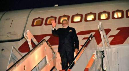 PM Modi arrives in Netherlands, says visit will lead to cementing ties