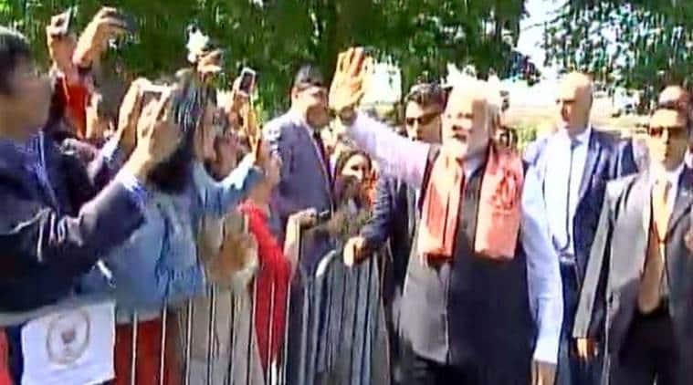 PM Modi, PM Modi foreign tours, Modi Netherlands visit, Mark Rutte, India Netherland ties, indian express news