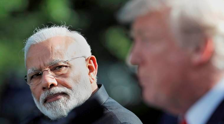 Narendra Modi, Modi, PM Modi on terrorism, Modi US visit, Donald Trump, modi trump meeting, CPI, CPI slams Modi, india us ties