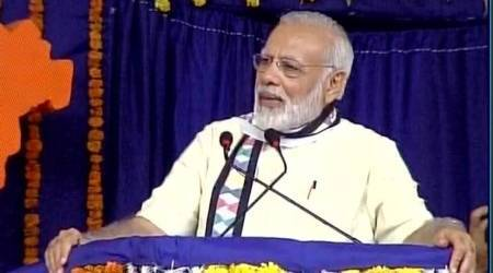 PM Modi in Gujarat: If Rajkot had not elected me & sent me to Gandhinagar, I may never have come to Delhi