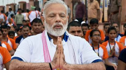 How International Yoga Day 2017 is being celebrated across India and the world