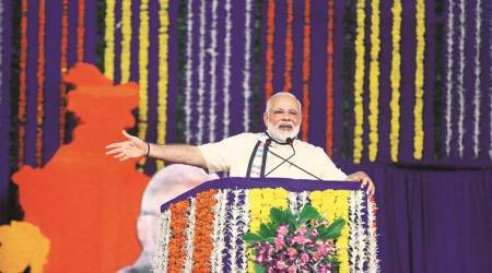 Narmada water 'priceless', use responsibly: PM Modi