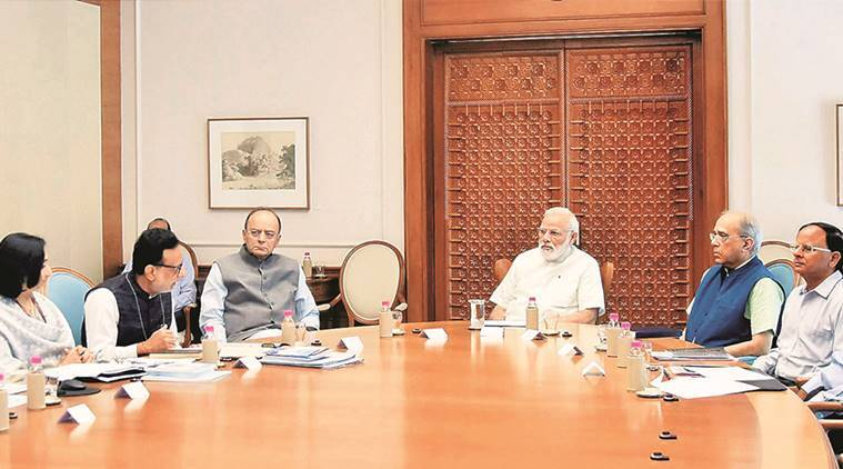 GST, Narendra Modi