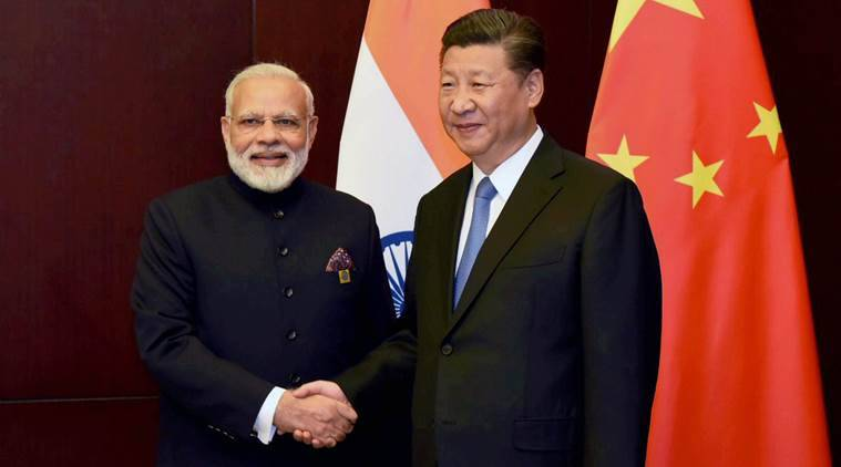 narendra modi, xi jinping, chinese president, modi xi g20 meeting, indian express