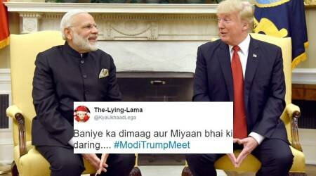 #ModiTrumpMeet: Some of the funniest tweets PM Modi's visit to the US resulted in