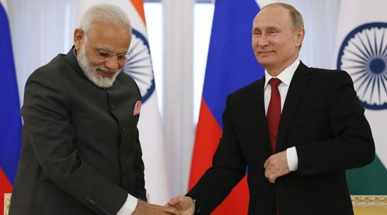 Want to strengthen ties with india putins independence day independence day narendra modi vladimir putin modi in russia india russia ties m4hsunfo