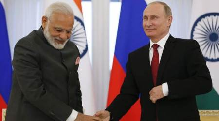 India, Russia to hold mega war games in October