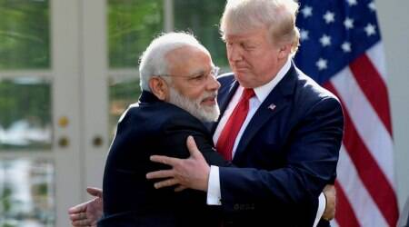 Donald Trump imitates PM Modi during Afghanistan talks: report