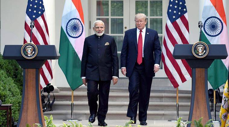 Modi-Trump meeting, chaudhary nissar, salahuddin, paksitan kashmir, india kashmir, PM Modi Donald Trumo meeting, Donald Trump-Narendra Modi meeting, India-Pakistan ties, US India and Pakistan,