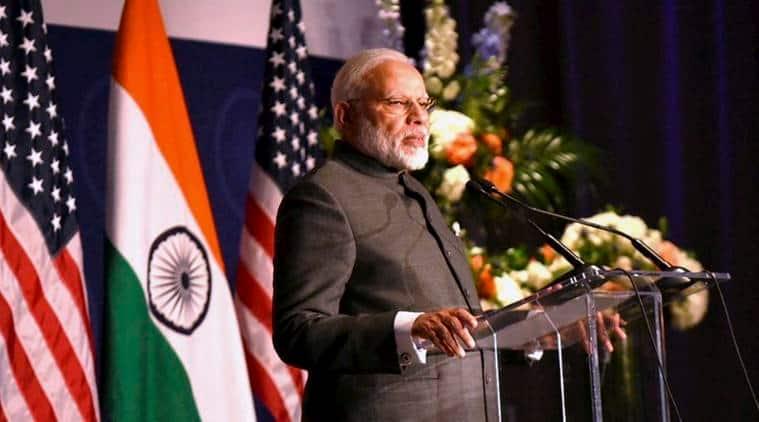 pm modi, narendra modi, modi-trump, donald trump, india-us, surgical strikes, modi us visit, terrorism, cross-border terrorism, india news, indian express