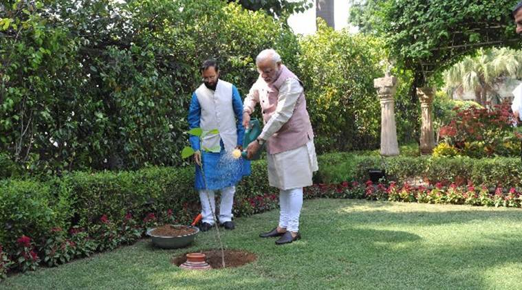 narendra modi, global climate, world environment day,