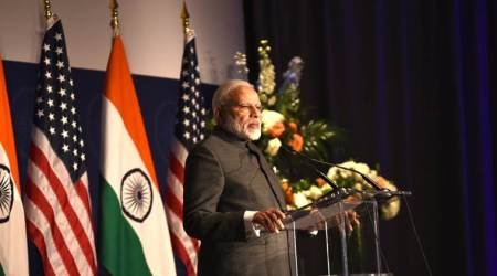 Modi addresses US Indian diaspora LIVE: PM says surgical strike demonstrated India can defend its sovereignty, ensure security