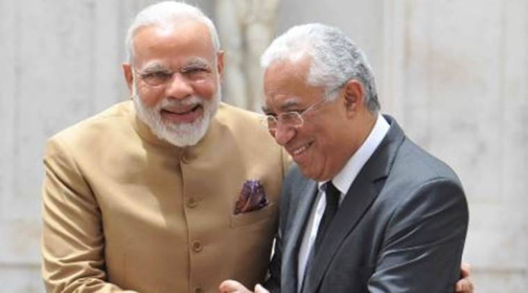 Narendra Modi, Antonio Costa, India-Portugal International Startup Hub, Go-To-Market Guide, India news, National news, Latest news, India news, National news