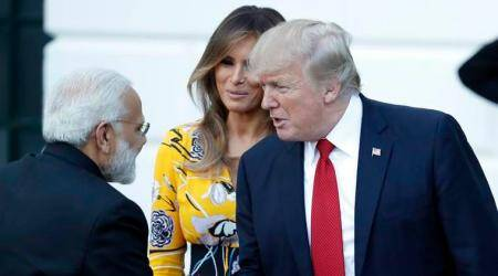 Modi US visist, Modi Trump meeting, Modi Trump on terrorism, terrorism, National Security Advisor Ajit Doval, Pakistan terrorism, India US ties, India US bilateral relations