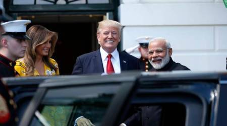 Modi US visit LIVE: PM holds face-to-face meeting with Donald Trump, says grateful for warm welcome