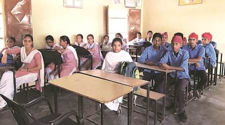 Meanwhile, class X: In Punjab, a village school reflects on fall fromgrace