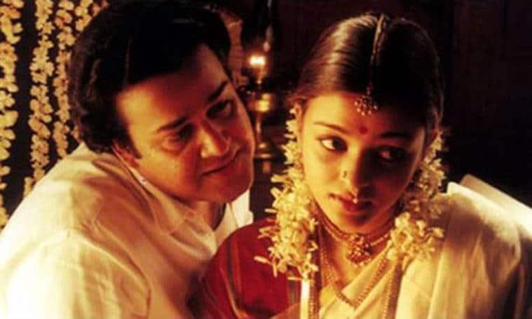 Iruvar, iruvar tamil movie, iruvar mani ratnam movie still