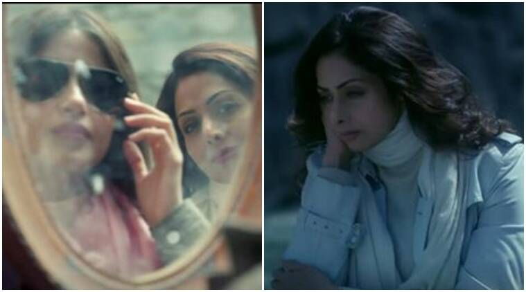 Sridevi, MOM, MOM O Sona Tere Liye, AR Rahman, MOM songs stills