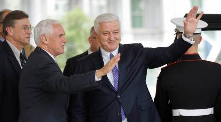 NATO, Mike Pence, Montenegro, Dusko Markovic