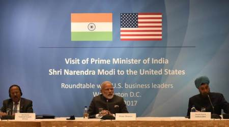 Modi in US LIVE: PM meets business leaders at Washington DC