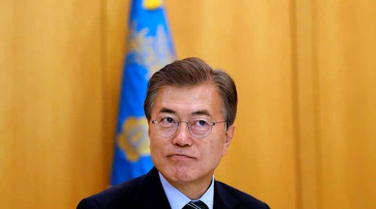 North Korea, South Korea, Moon Jae-in, Chang Ung, Winter Olympics, Pyeongchang