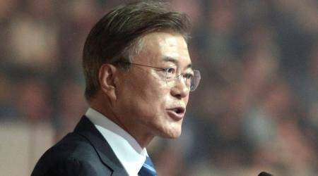 South Korea's President Moon Jae-in says no military action without Seoul's consent