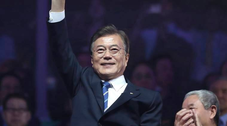 South Korea, Moon Jae-in, North korea, Winter Olympics, Pyeongchang