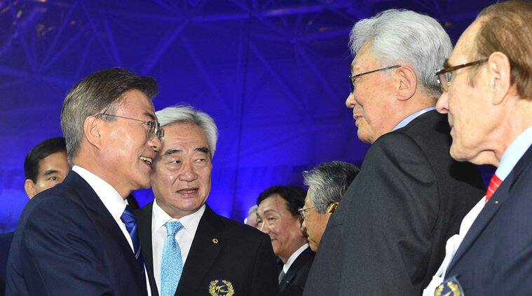 South Korea, Moon Jae-In, North Korea, North Korea nuclear missiles