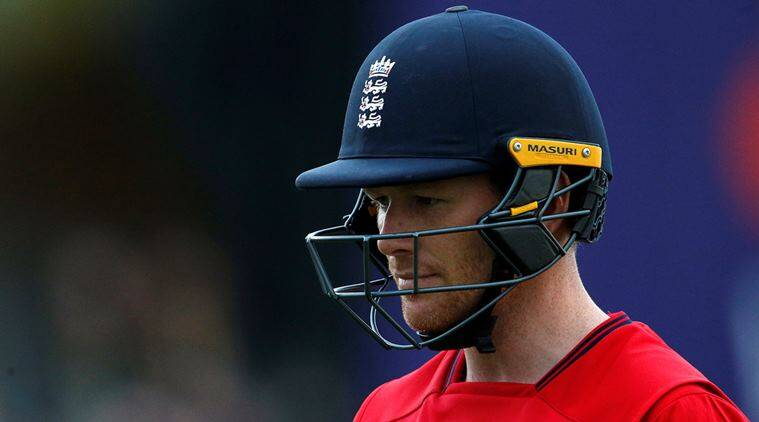 Eoin Morgan, morgan, england captain, jos buttler, buttler, england vs south africa, eng vs sa, cricket, sports news, indian express