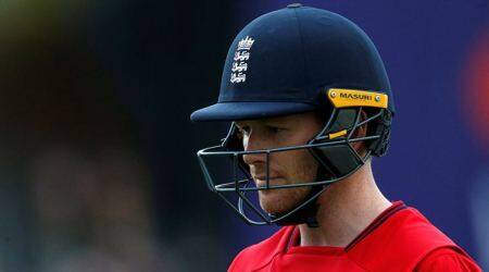 It's a call you have to make, says Eoin Morgan on dropping himself fromseries-decider