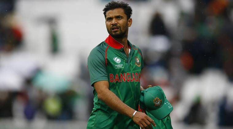 Champions Trophy 2017: Bangladesh win toss, elect to bat